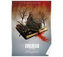 EVIL DEAD - CABIN Poster