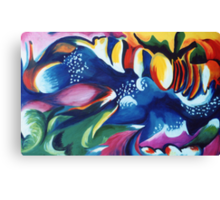 Energy Delight Canvas Print
