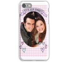 Chressica (Chris & Jessica) iPhone Case/Skin