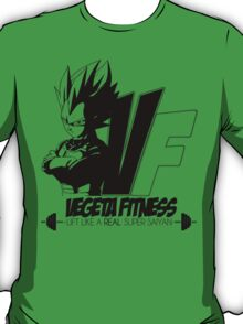 Lift like a Real Super Saiyan T-Shirt