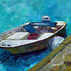 Boat by Angela Micheli Otwell