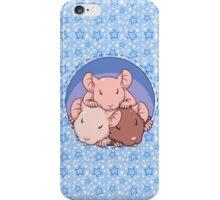 Ratnap blue iPhone Case/Skin