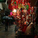 Graham Street Market #3 by Elaine Li