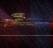 Gears of War - Longshot by lobenshot