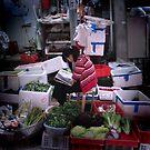 Graham Street Market #4 by Elaine Li