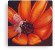 Flower Fairy Canvas Print