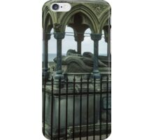Tomb of Grace Darling, Sea Houses Bamburgh Northumberland England 19840528 0022m iPhone Case/Skin