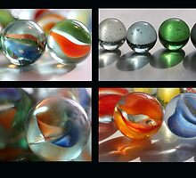 Marbles Collage by marybedy