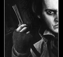 Sweeney Todd by Dan Godwin