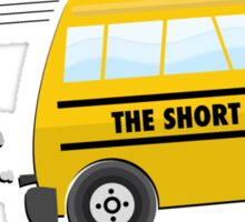 The Short Bus Sticker