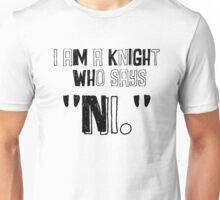Monty Python - NI Unisex T-Shirt