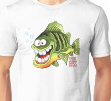 Happy Fish - Peacock Bass Unisex T-Shirt