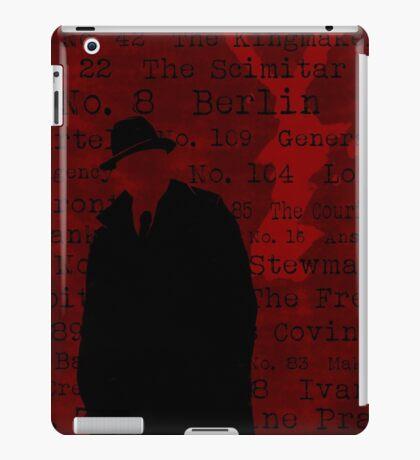 The List iPad Case/Skin