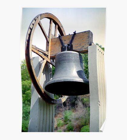 Replica of Liberty Bell (1) Poster