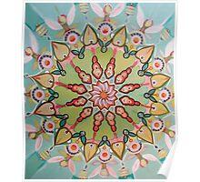 Mandala of Infinite possibility Poster