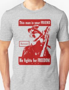 RUSSIAN SOLDIER T-Shirt
