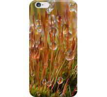 Moss Grass Dew Balls iPhone Case/Skin