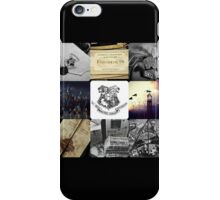 A Journey To Hogwarts iPhone Case/Skin