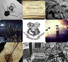 A Journey To Hogwarts by CampHalfBlood15