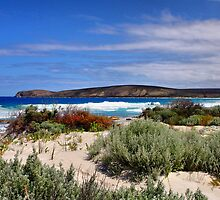 East Mylies beach by georgieboy98