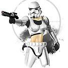 Trooper or GTFO by Hushy