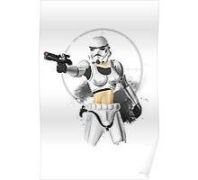 Trooper or GTFO Poster