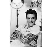 Presley Ink'd Photographic Print