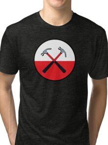 Hammers Logo Tri-blend T-Shirt