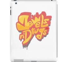Jewels n Dr*gs iPad Case/Skin