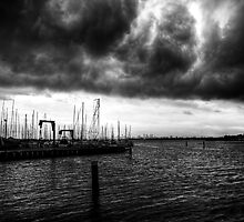 Storms at Brighton by Alistair Wilson