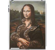 Mona, After Da Vinci iPad Case/Skin