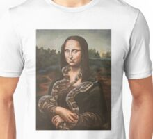 Mona, After Da Vinci Unisex T-Shirt