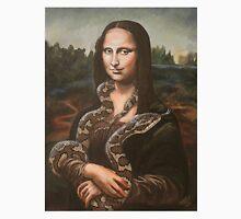 Mona, After Da Vinci Unisex T-Shirt