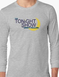 The Tonight Show starring Jimmy Fallon Long Sleeve T-Shirt