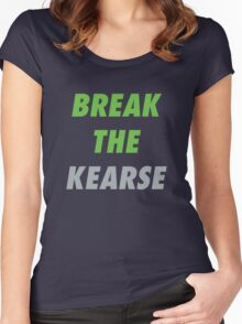 Break the Kearse Women's Fitted Scoop T-Shirt