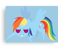 Coolest Pony Of Them All Canvas Print