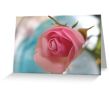 Venton Rose Greeting Card