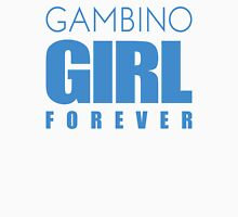 Gambino Girl Forever Womens Fitted T-Shirt