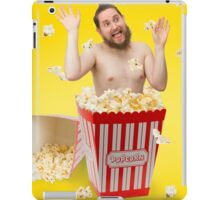 Popcorn Surprise iPad Case/Skin