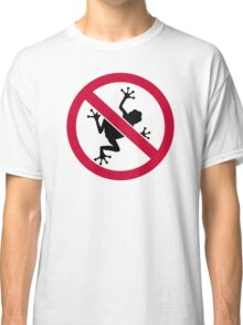 No frogs Classic T-Shirt