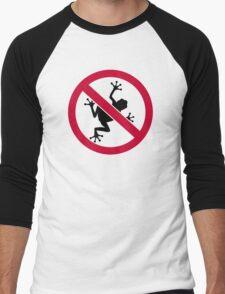 No frogs Men's Baseball ¾ T-Shirt