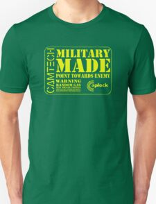 Military Made T-Shirt