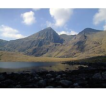Carrauntoohil summer view Photographic Print