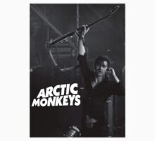 alex turner with guitar T-Shirt