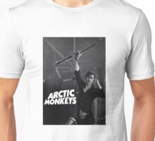 alex turner with guitar Unisex T-Shirt