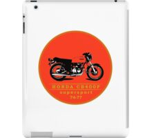 HONDA CB400F SUPERSPORT  iPad Case/Skin