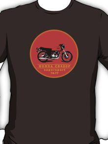 HONDA CB400F SUPERSPORT  T-Shirt