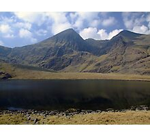 Carrauntoohil in summer Photographic Print