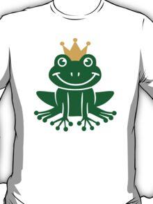 Frog crown T-Shirt