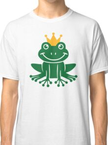 Frog crown Classic T-Shirt